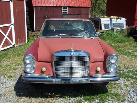 1968 Mercedes-Benz 280-Class for sale at D & D AUTO SALES in Jersey Shore PA