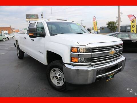 2018 Chevrolet Silverado 2500HD for sale at AUTO POINT USED CARS in Rosedale MD