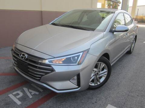 2020 Hyundai Elantra for sale at PREFERRED MOTOR CARS in Covina CA