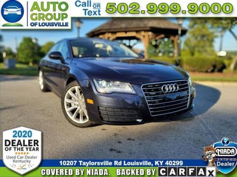 2014 Audi A7 for sale at Auto Group of Louisville in Louisville KY