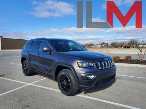 2017 Jeep Grand Cherokee for sale at INDY LUXURY MOTORSPORTS in Fishers IN