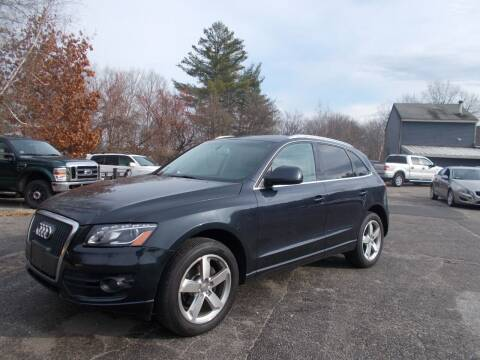 2012 Audi Q5 for sale at Manchester Motorsports in Goffstown NH