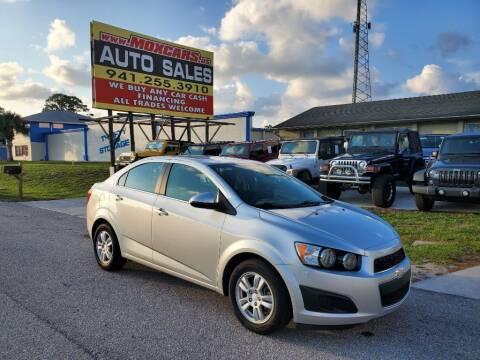 2014 Chevrolet Sonic for sale at Mox Motors in Port Charlotte FL