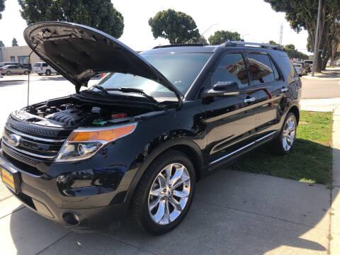 2012 Ford Explorer for sale at L & M MOTORS in Santa Maria CA