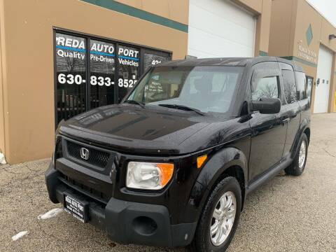 2006 Honda Element for sale at REDA AUTO PORT INC in Villa Park IL