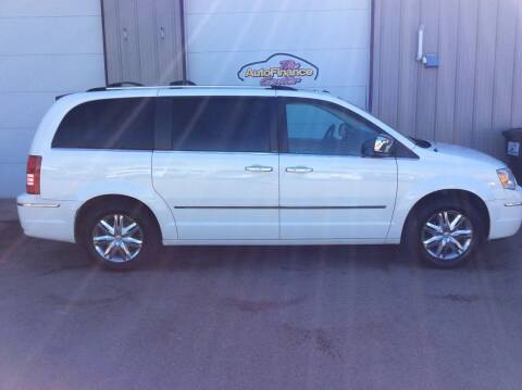 2010 Chrysler Town and Country for sale at The AutoFinance Center in Rochester MN