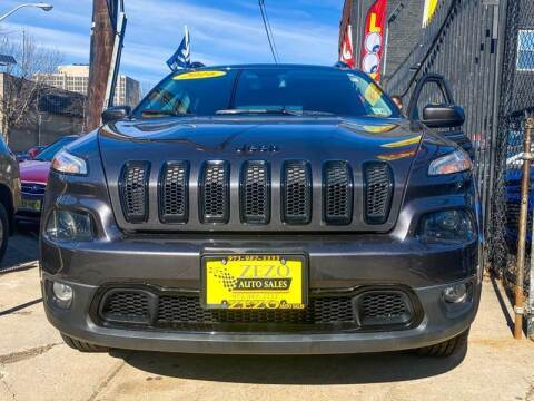 2016 Jeep Cherokee for sale at Buy Here Pay Here Auto Sales in Newark NJ