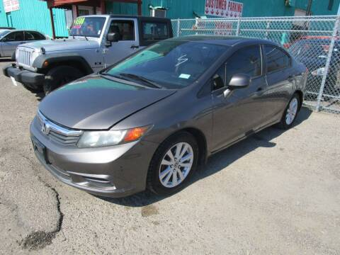 2012 Honda Civic for sale at Cars 4 Cash in Corpus Christi TX