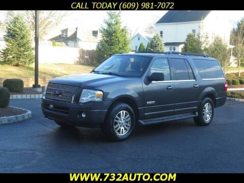 2007 Ford Expedition EL for sale at Absolute Auto Solutions in Hamilton NJ