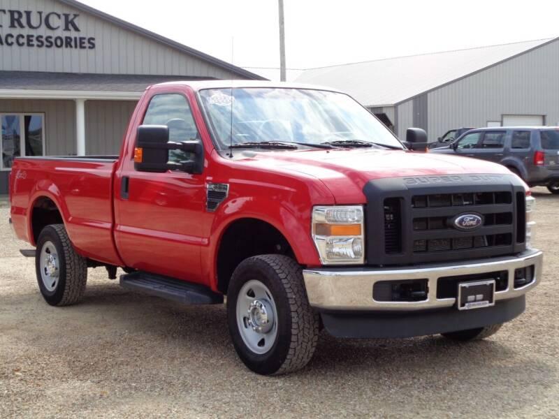 2009 Ford F-250 Super Duty for sale at Burkholder Truck Sales LLC (Edina) in Edina MO