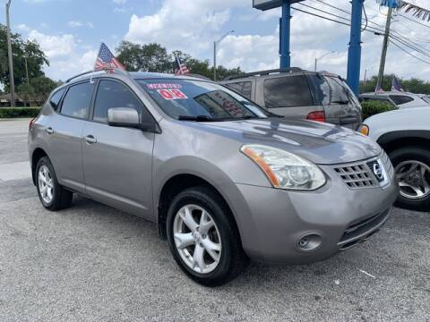 2008 Nissan Rogue for sale at AUTO PROVIDER in Fort Lauderdale FL