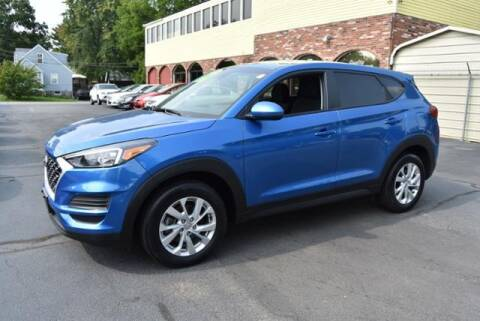 2019 Hyundai Tucson for sale at Absolute Auto Sales, Inc in Brockton MA