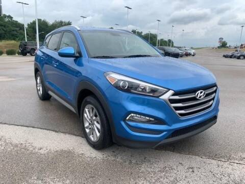 2018 Hyundai Tucson for sale at Mann Chrysler Dodge Jeep of Richmond in Richmond KY