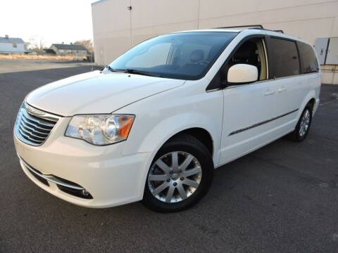 2013 Chrysler Town and Country for sale at PK MOTORS GROUP in Las Vegas NV