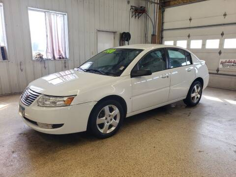 2006 Saturn Ion for sale at Sand's Auto Sales in Cambridge MN