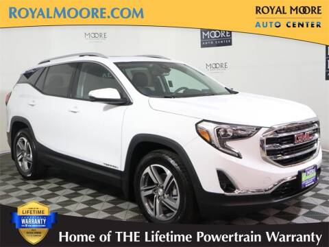 2021 GMC Terrain for sale at Royal Moore Custom Finance in Hillsboro OR