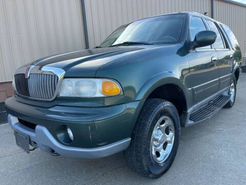 2000 Lincoln Navigator for sale at Prime Auto Sales in Uniontown OH
