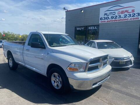 2011 RAM Ram Pickup 1500 for sale at Auto Deals in Roselle IL