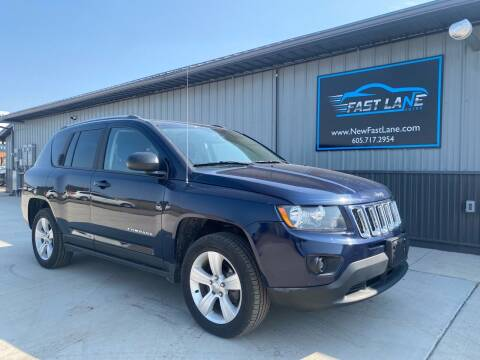 2017 Jeep Compass for sale at FAST LANE AUTOS in Spearfish SD