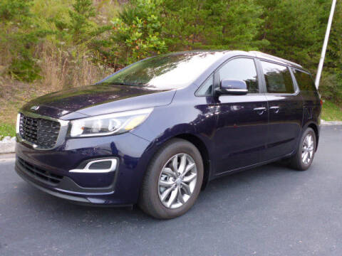 2021 Kia Sedona for sale at RUSTY WALLACE KIA OF KNOXVILLE in Knoxville TN