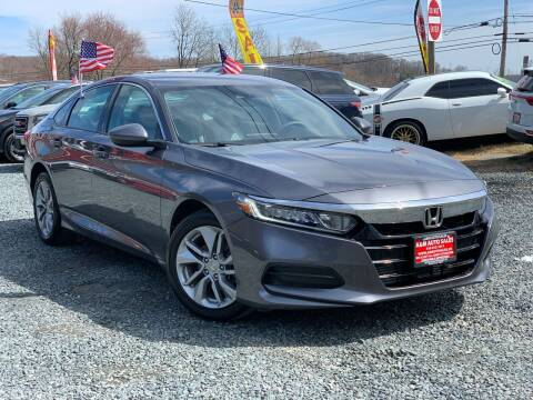 2018 Honda Accord for sale at A&M Auto Sales in Edgewood MD