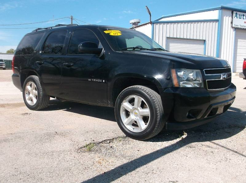 2009 Chevrolet Tahoe for sale at AUTO TOPIC in Gainesville TX