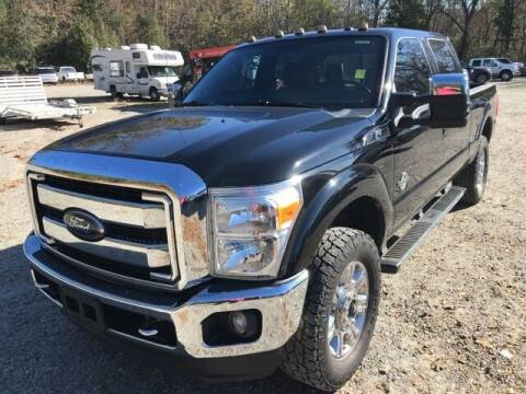 2016 Ford F-250 Super Duty for sale at BILLY HOWELL FORD LINCOLN in Cumming GA