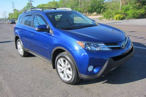 2015 Toyota RAV4 for sale at K & R Auto Sales,Inc in Quakertown PA
