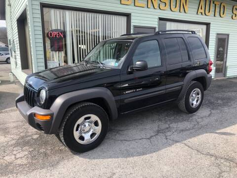 2003 Jeep Liberty for sale at Superior Auto Sales in Duncansville PA