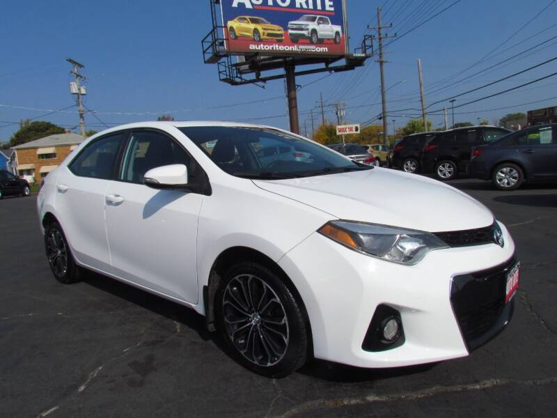 2014 Toyota Corolla for sale at Auto Rite in Cleveland OH