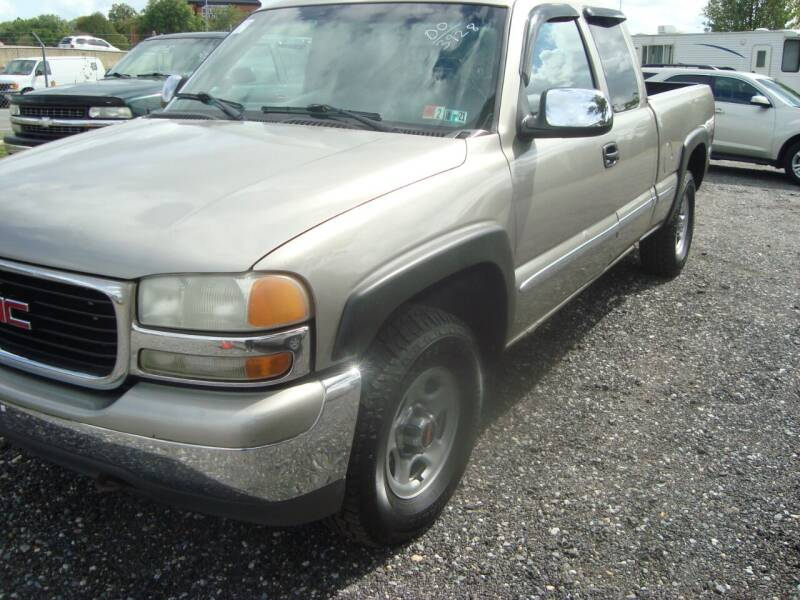 2000 GMC Sierra 1500 for sale at Branch Avenue Auto Auction in Clinton MD