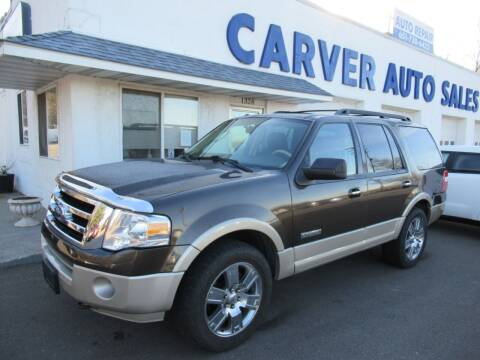 2008 Ford Expedition for sale at Carver Auto Sales in Saint Paul MN