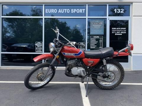 1974 Suzuki TS for sale at Euro Auto Sport in Chantilly VA