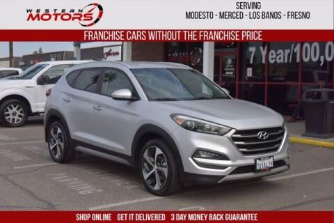 2017 Hyundai Tucson for sale at Choice Motors in Merced CA
