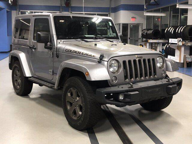 2018 Jeep Wrangler JK for sale at Simply Better Auto in Troy NY