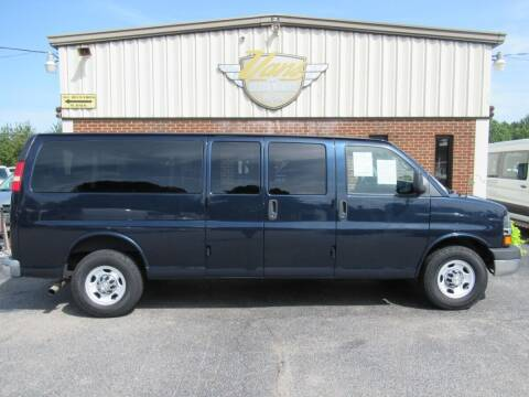 2011 Chevrolet Express Passenger for sale at Vans Of Great Bridge in Chesapeake VA