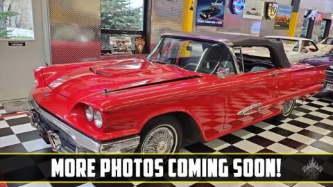 1959 Ford Thunderbird for sale at UNIQUE SPECIALTY & CLASSICS in Mankato MN