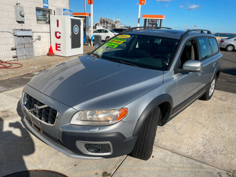 2008 Volvo XC70 for sale at Quincy Shore Automotive in Quincy MA