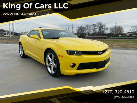 2014 Chevrolet Camaro for sale at King of Cars LLC in Bowling Green KY