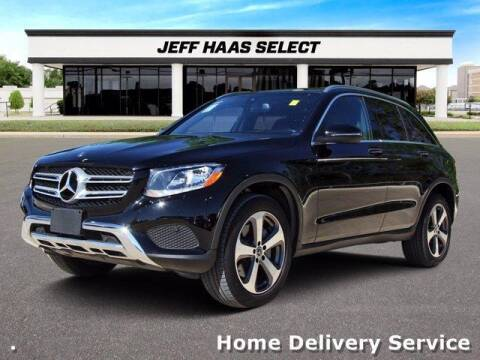 2018 Mercedes-Benz GLC for sale at JEFF HAAS MAZDA in Houston TX