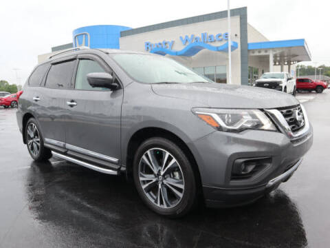2020 Nissan Pathfinder for sale at RUSTY WALLACE HONDA in Knoxville TN