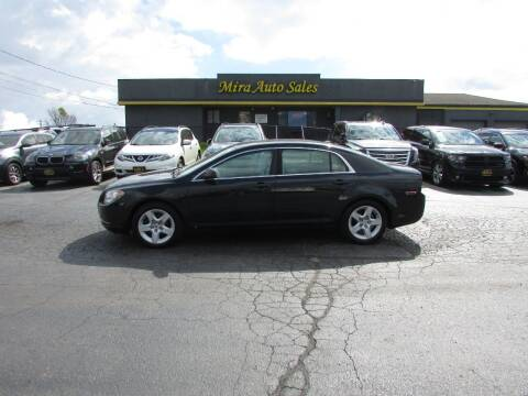 2009 Chevrolet Malibu for sale at MIRA AUTO SALES in Cincinnati OH