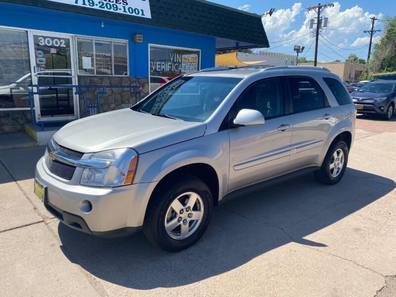 2008 Chevrolet Equinox for sale at Island Auto Sales in Colorado Springs CO