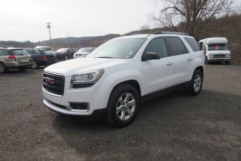 2016 GMC Acadia for sale at Clearwater Motor Car in Jamestown NY