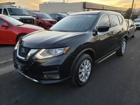 2020 Nissan Rogue for sale at High Line Auto Sales in Salt Lake City UT
