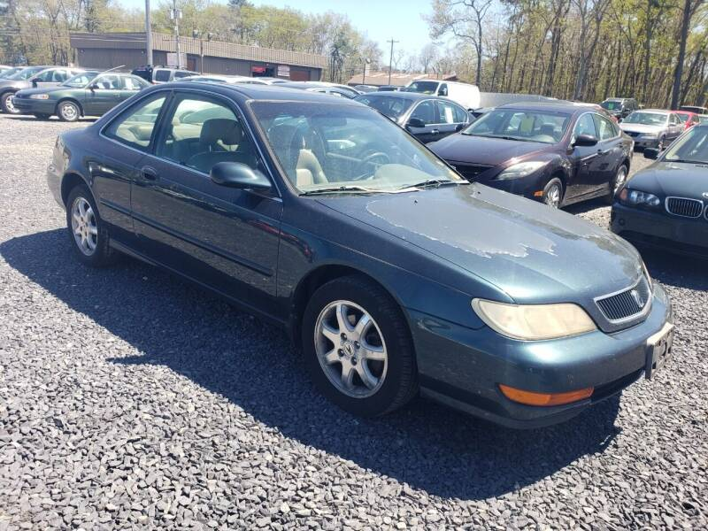 1998 Acura CL for sale at CRS 1 LLC in Lakewood NJ