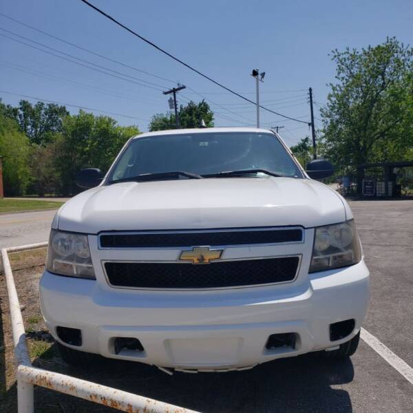 2007 Chevrolet Tahoe for sale at IV AUTO SALES in Mesquite TX
