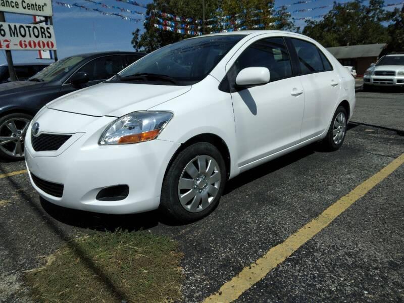 2012 Toyota Yaris for sale at John 3:16 Motors in San Antonio TX
