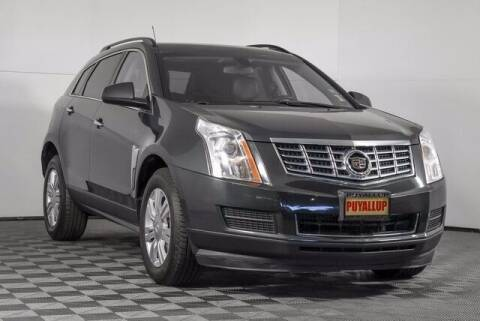 2015 Cadillac SRX for sale at Chevrolet Buick GMC of Puyallup in Puyallup WA
