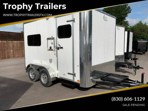 2021 CARGO CRAFT FIBER OPTIC SPLICER for sale at Trophy Trailers in New Braunfels TX
